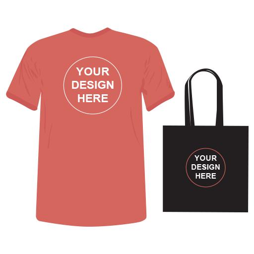 Direct Garment Printing Tshirt, Bag Icons